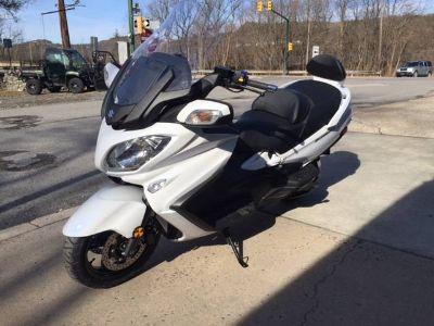 2018 Suzuki Burgman 650 Executive 250 - 500cc Scooters Palmerton, PA
