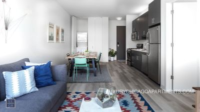 Apartment Rental - 2211 N Milwaukee Ave