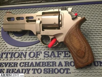 For Sale: Chiappa Rhino 50DS 357 Mag Wood/Chrome