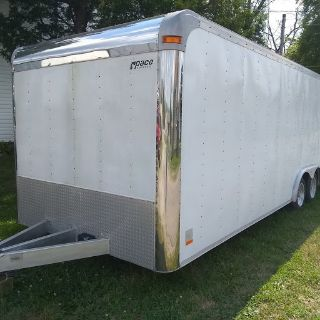 PACE AMERICAN SHADOW GT ENCLOSED TRAILER
