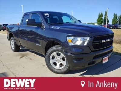 2019 RAM 1500 Tradesman (Steel Metallic)
