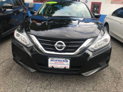 2016 Nissan Altima 4dr Sdn I4 2.5 S (Super Black)