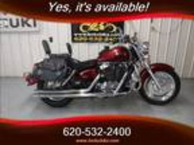 2007 Honda Shadow 1100 Sabre 1100