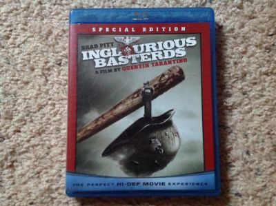 Inglourious Bastards BluRay