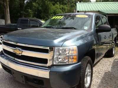 2008 Chevrolet Silverado 1500 Work Truck Crew Cab 4WD - No Need to continue Shop
