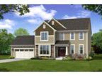 The Hallmark, Plan 2350 by Bielinski Homes, Inc.: Plan to be Built