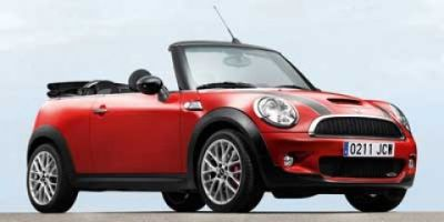2009 MINI Cooper John Cooper Works (Red)