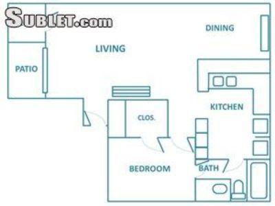 One Bedroom In Dallas