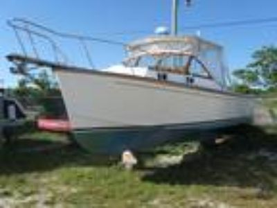 26' Fortier 26 Downeast 2002