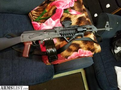 For Trade: Ak47 Yugo M70 B1 Sporter with loads of extras.
