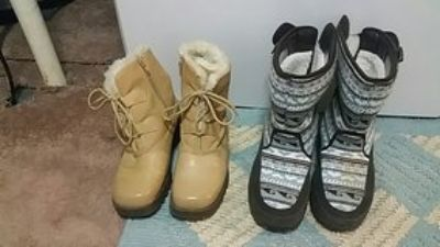 sketches boots