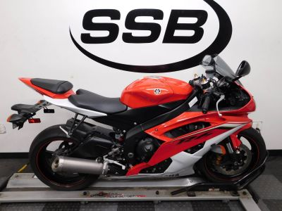 2013 Yamaha YZF-R6 SuperSport Motorcycles Eden Prairie, MN