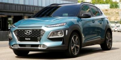 2019 Hyundai KONA Ultimate (Chalk White)