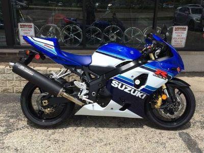 2005 Suzuki GSX-R750 SuperSport Motorcycles Northlake, IL