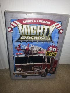 Mighty Machines: Lights & Ladders DVD