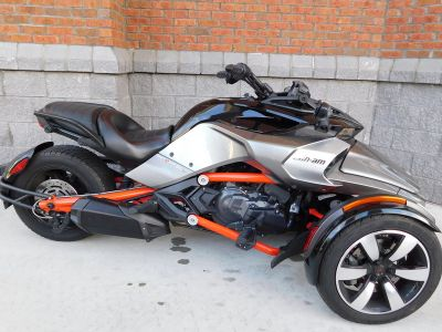 $15,300, 2015 Can-Am Spyder F3 S 6-Speed Manual (SM6)