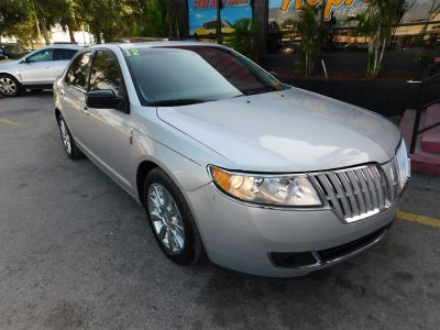 2012 Lincoln MKZ Base (Grey)