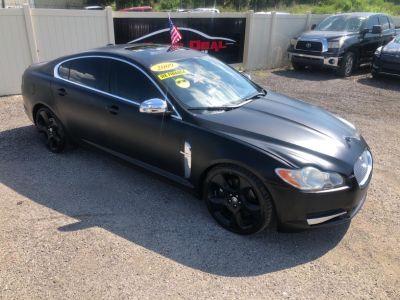 2009 Jaguar XF Supercharged (Black)