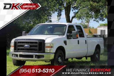 Used 2008 Ford F350 Super Duty Crew Cab for sale