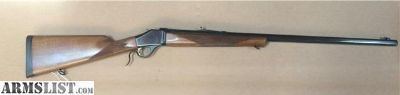 For Sale: Browning 1885 45-70