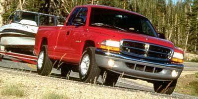 1999 Dodge Dakota SLT (Blue)