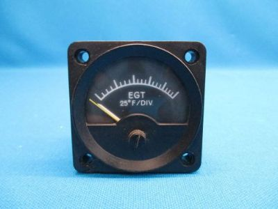 Find Alcor Cessna EGT Exhaust Gas Temperature Indicator P/N: C668501-0211 (17476) motorcycle in Melbourne, Florida, United States