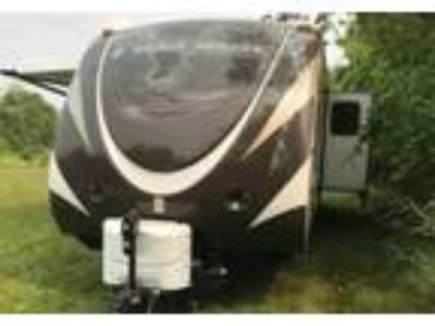 2014 Keystone RV Bullet-Premier-Ultra-Series Travel Trailer in Elk River, MN