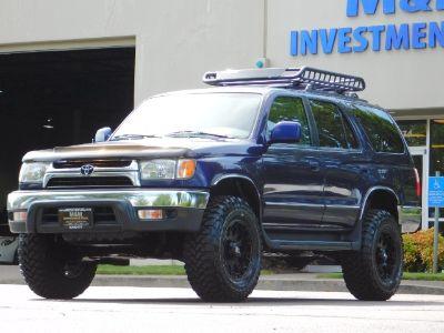 2002 Toyota 4Runner SR5 (Met. Blue)