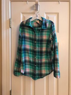FADED GLORY FLANNEL 7/8