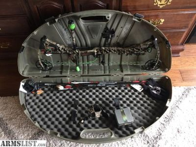 For Sale: Mathews NO Cam HTR Package- Ready to Hunt- Discount for sale today