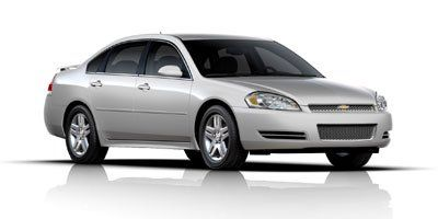 2012 Chevrolet Impala LT (Silver Ice Metallic)