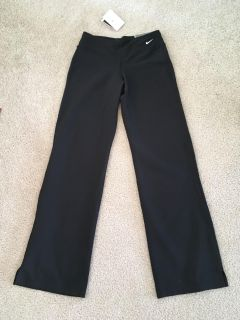 Nike Dry Fit Women s small tall work out pants. New with tags.
