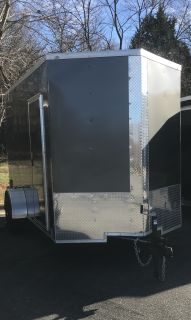 2018 Other 6x12 VNose Enclosed Trailer
