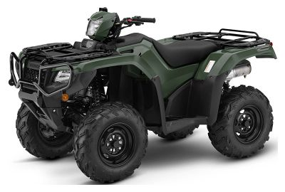 2019 Honda FourTrax Foreman Rubicon 4x4 EPS ATV Utility Greeneville, TN