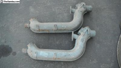 NOS VW heater boxes 66-77 left side only