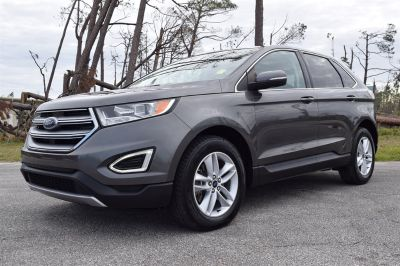 2015 Ford Edge SEL (Silver)