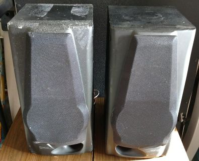 **REDUCED** Kenwood 3-Way Home Audio Speakers (LS-E5)