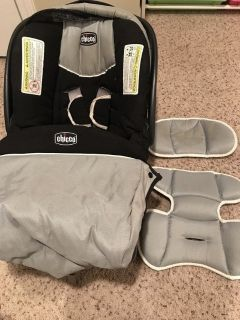 Baby car seat- chicco keyfit 30