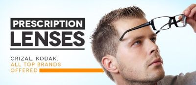 Online Replacement prescription eyeglass lenses