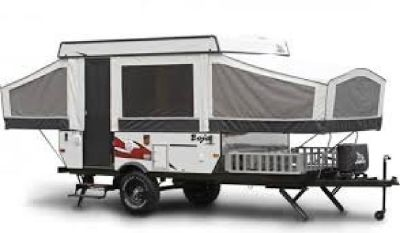 2007 Jayco Baja 10Y POP UP TOYHAULER OFF ROAD POP UP