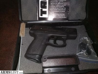 For Sale: Taurus 9mm Millennium Pro