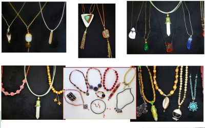 Necklaces new