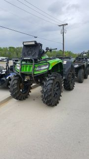 2014 Arctic Cat MudPro 1000 Limited EPS Utility ATVs Tyler, TX