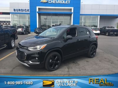 2018 Chevrolet Trax premier (Black Metallic)
