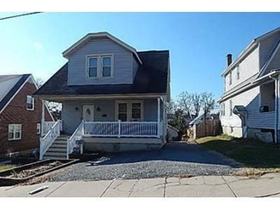 3 Bed 1 Bath Foreclosure Property in Baltimore, MD 21206 - W Elm Ave
