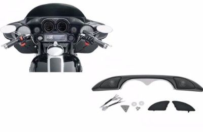 Sell HOGTUNES TWEETER POD KIT HARLEY BAGGER FLHX FLHT All Batwing Fairing 98-13 motorcycle in Sorrento, Florida, United States, for US $189.99