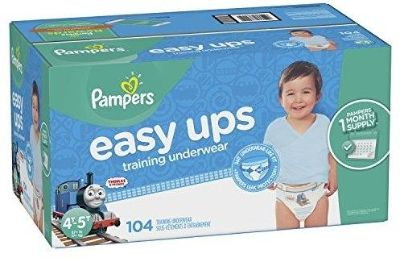 Pampers Easy ups Training Pants 4T-5T
