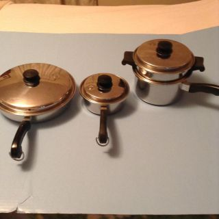 (Salad master) stainless steel cookware