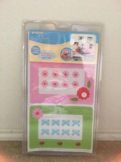 New in package peel and stick decor