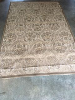 Two matching rugs